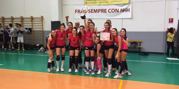 Coppa Verona : Sabbionese e Veronamania campioni