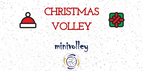 SOLD OUT Christmas Volley